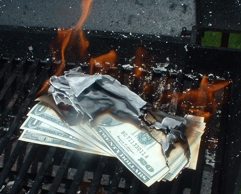 Burning Money 3